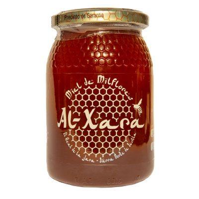bote de miel natural al-xara