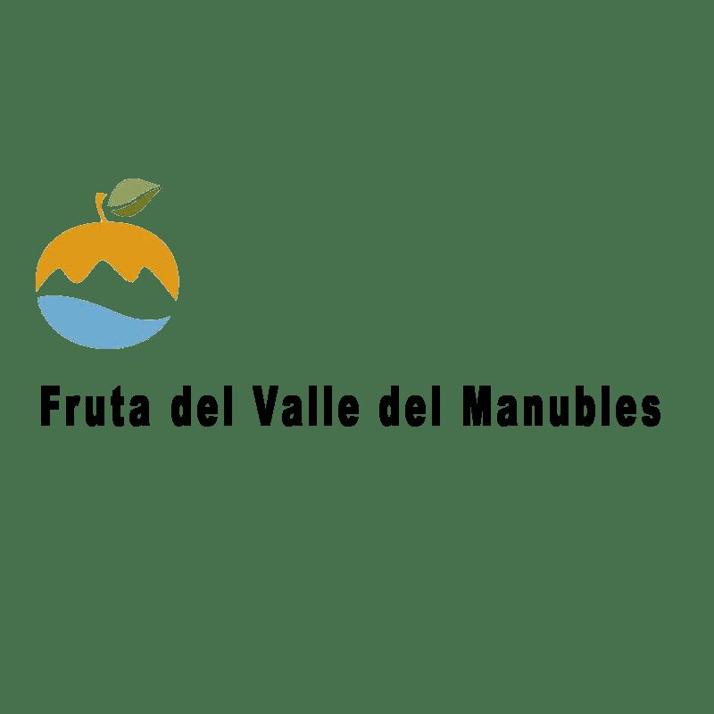 logo de fruta del valle del manubles