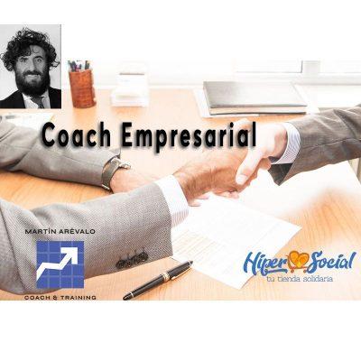 foto martin arevalo sobre fondo coach empresarial