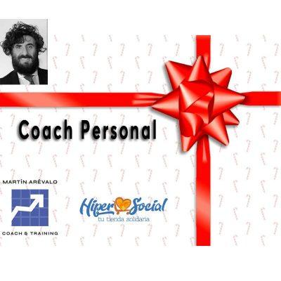 foto martin arevalo sobre fondo lazo rojo coach personal