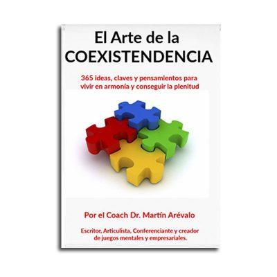 portada del libro el arte de la coexistendencia