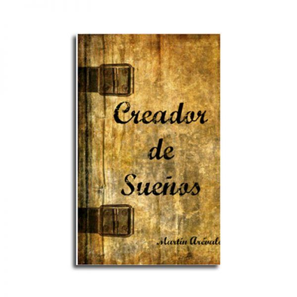 portada del libro creador de sueños