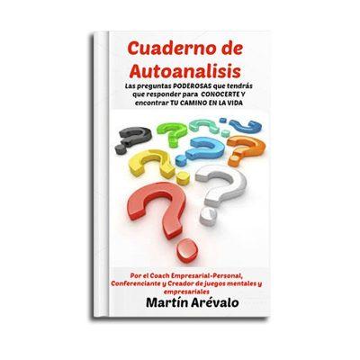 portada del libro cuaderno de autoanalisis