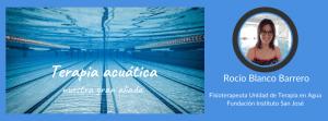 terapia acuatica